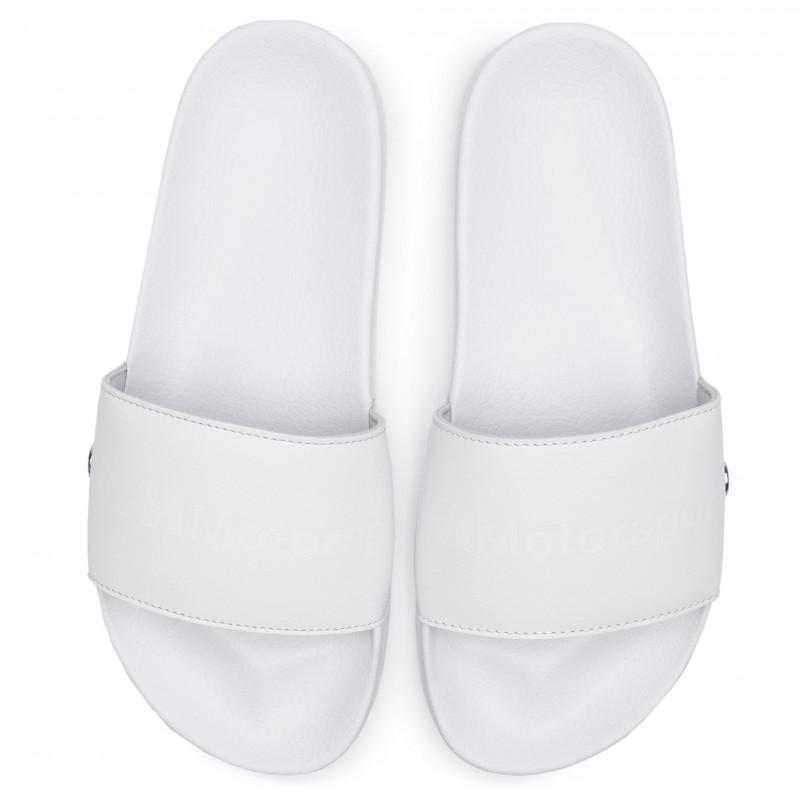 Mens Puma BMW Sandal white