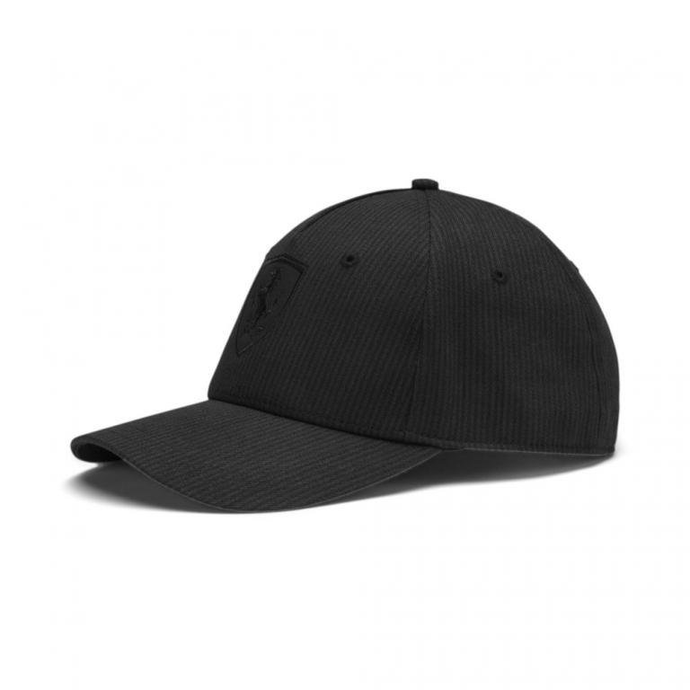 Unisex Puma Ferrari baseball cap black
