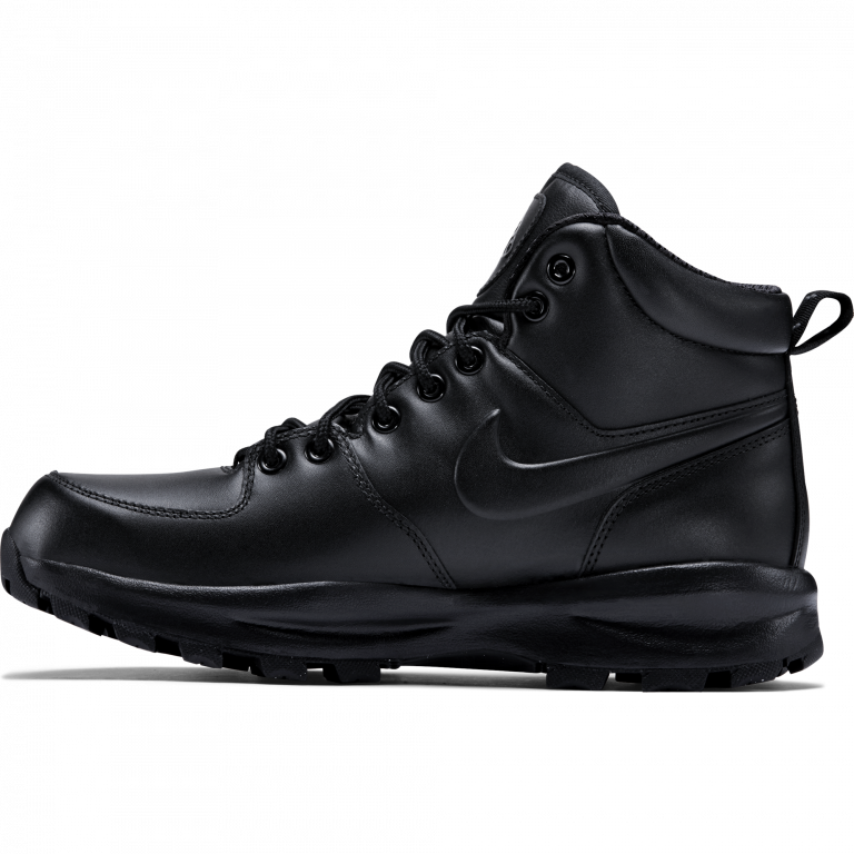 Mens Nike Mano Leather boot black