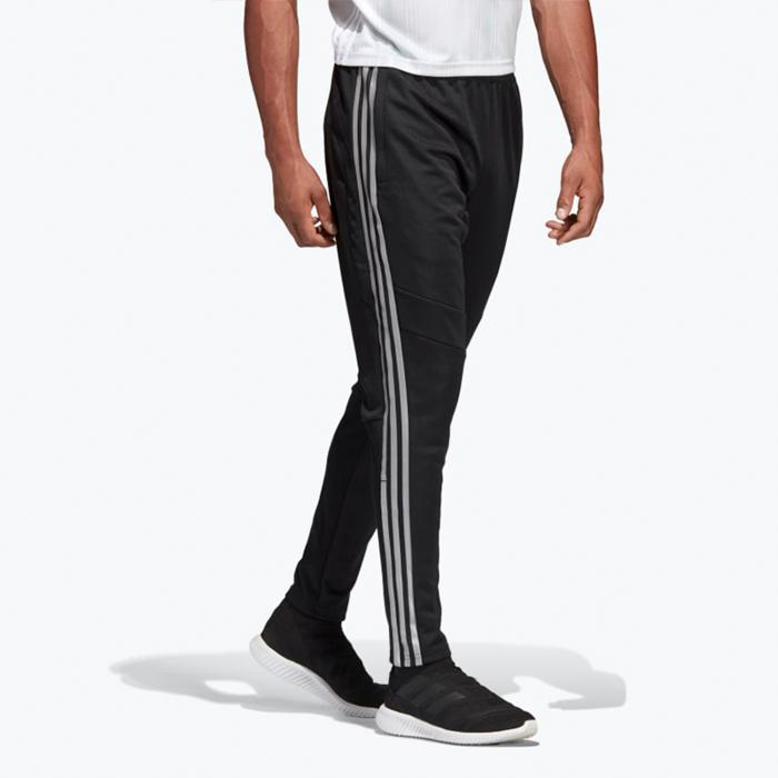 Mens Adidas tiro 19 pants black/sliver