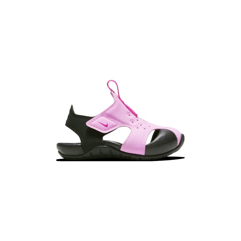 Infants Nike sunray protect 2 sandal pink (TD)