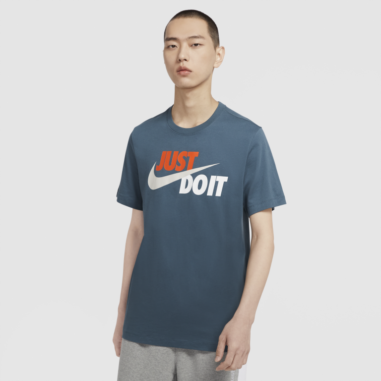Mens Nike just Do It Tshirt