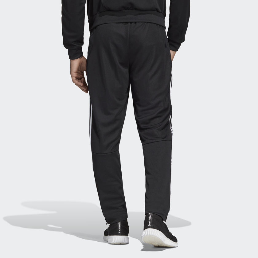 Mens Adidas tiro 19 pants black/white