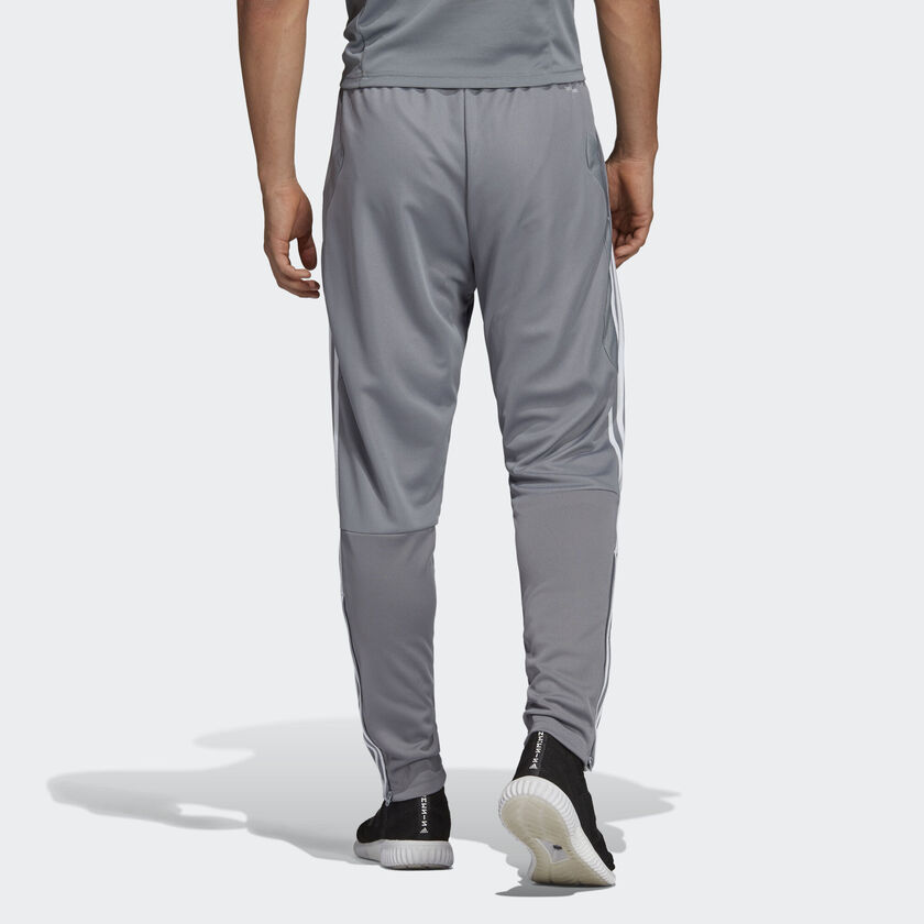 Mens Adidas tiro 19 pants Grey/white