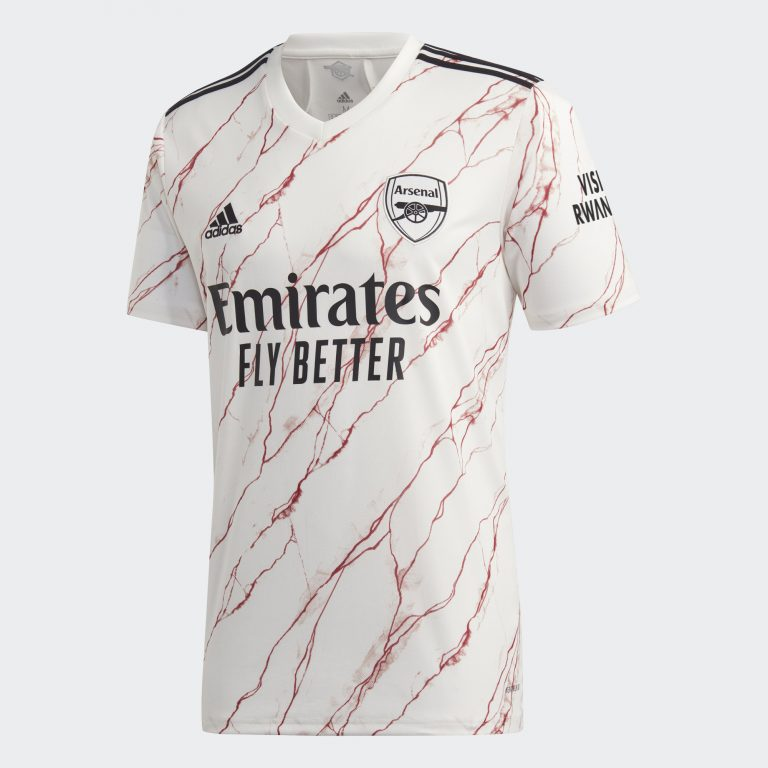 Mens Adidas Arsenal Fc Away Jersey 20/21 Junior