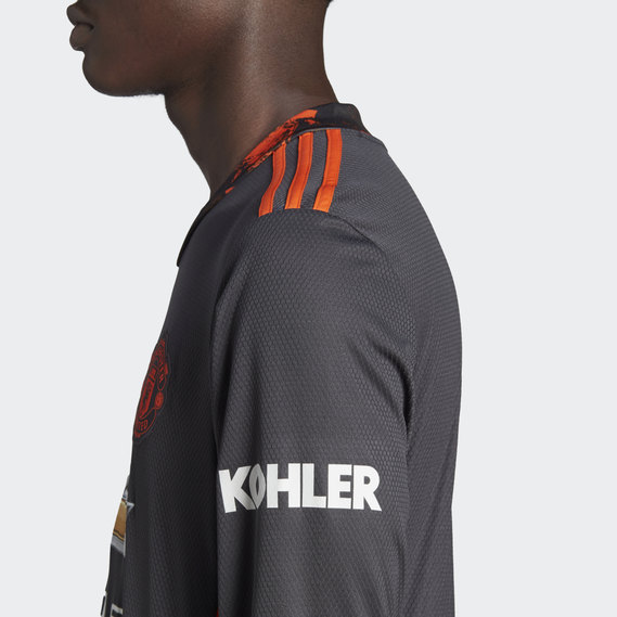 Mens Adidas Manchester United Home Fc Goal Keeper Jersey
