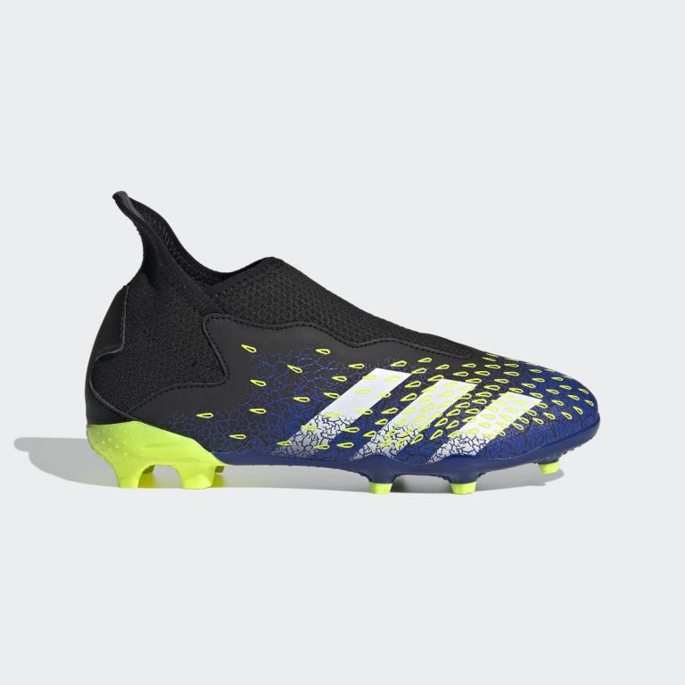 junior Adidas Freak .3 LL FG Laceless