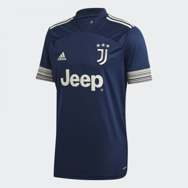 Adidas Juventus Away Jersey 20/21 Junior