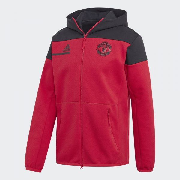Mens Adidas Manchester United Z.N.E jacket