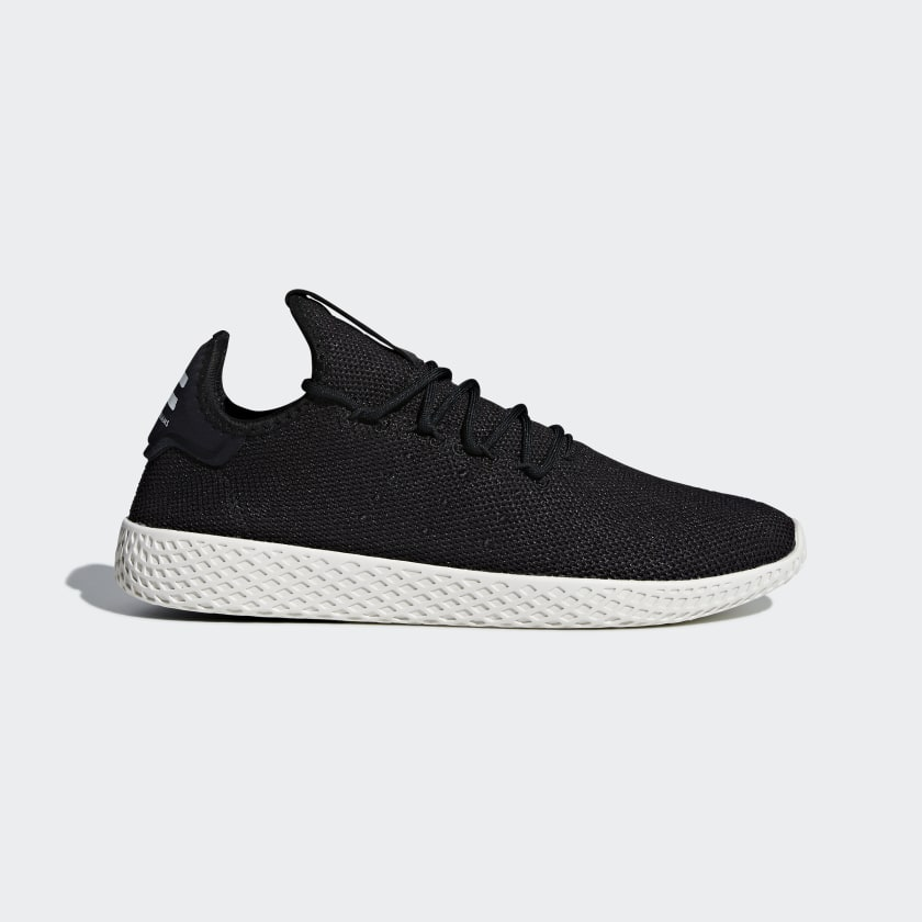 Unisex Adidas Pharrell Williams Tennis HU black/white