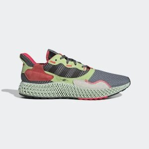 ADIDAS ZX 4000 4D HI RES YELLOW