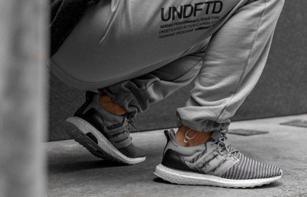 UNISEX ADIDAS X ULTRABOOST UNDEFEATED ONIX