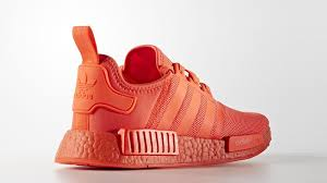 UNISEX ADIDAS NMD R1 TRIPLE RED