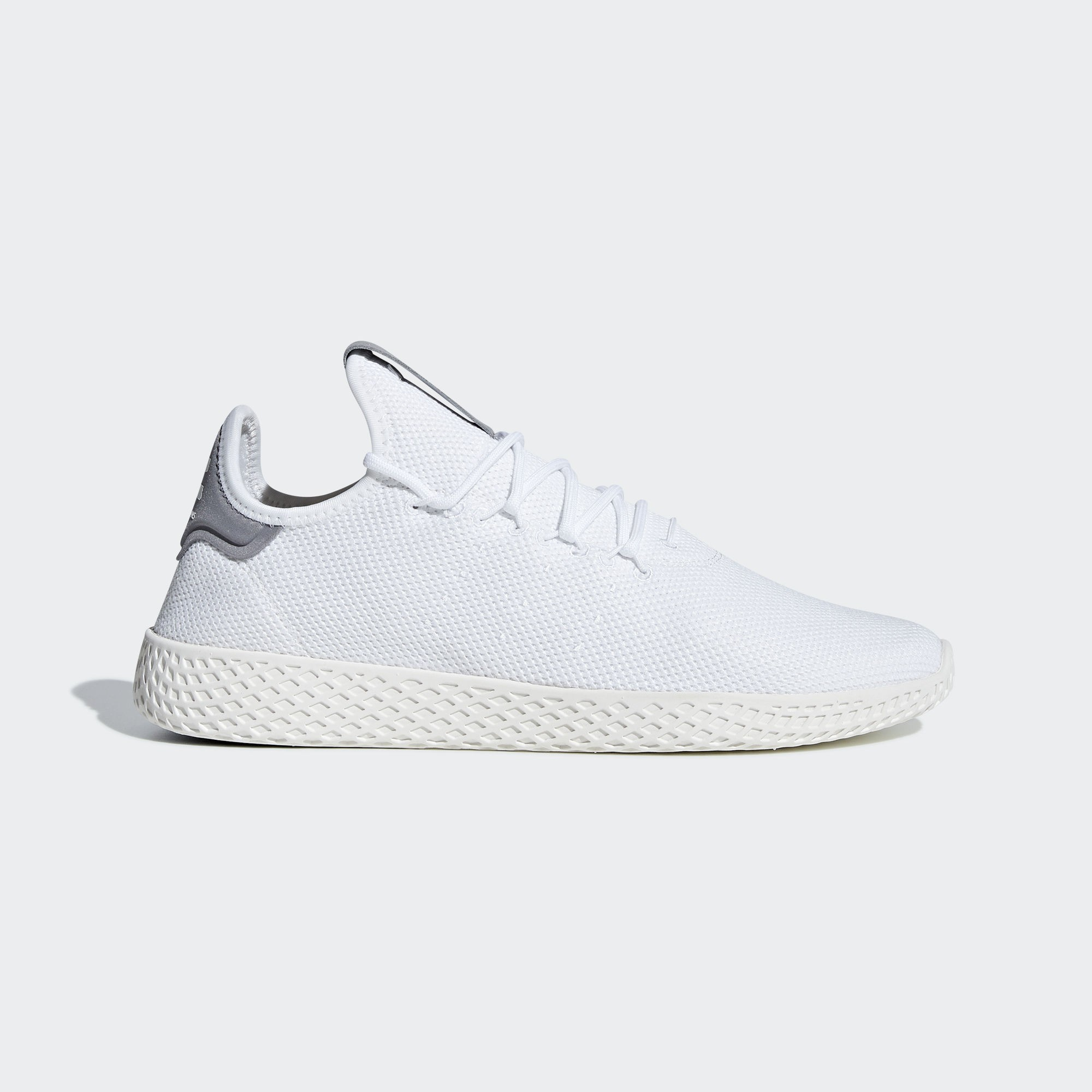 Unisex Adidas Pharrell Williams Tennis HU white/grey