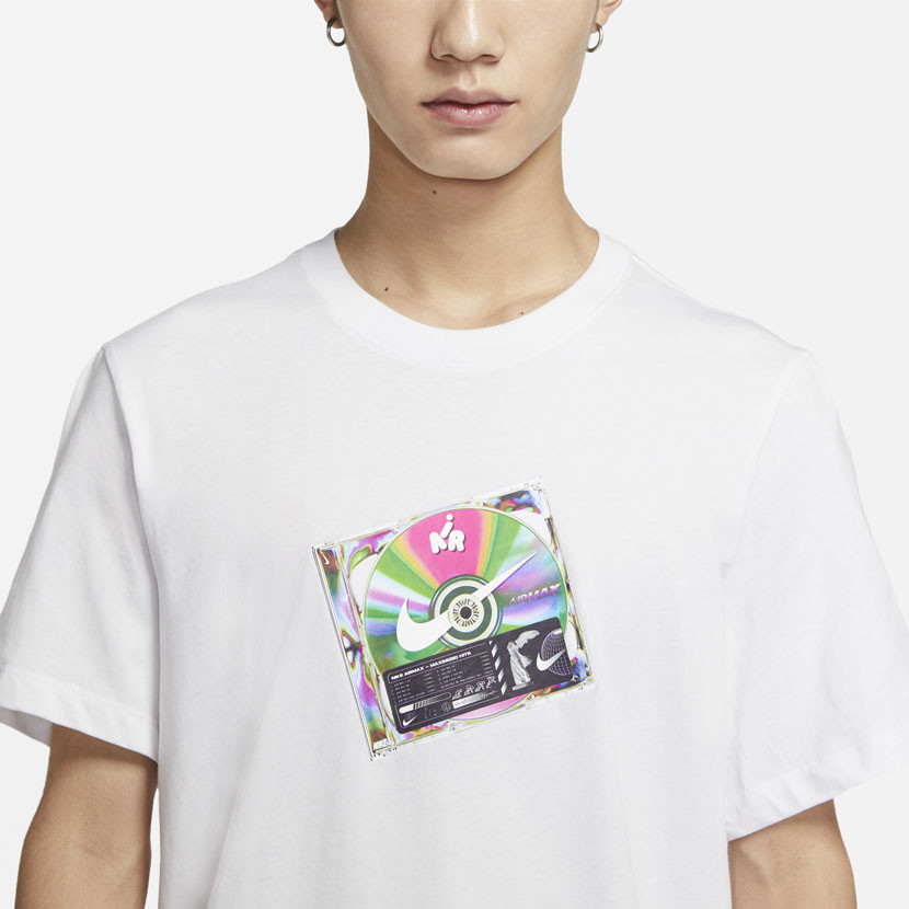 Mens Nike Music Cd Tshirt