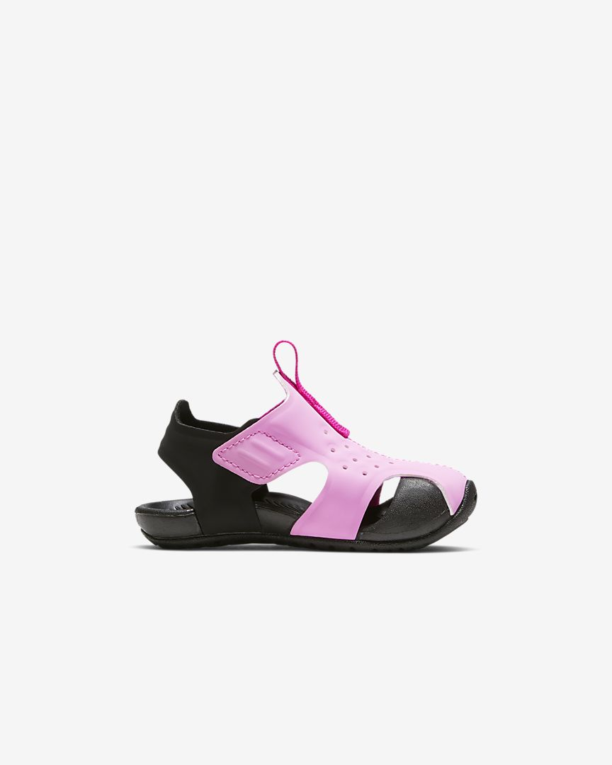 kids Nike sunray protect 2 sandal pink (PS)